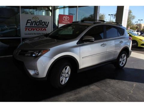 Certified Pre-Owned 2013 Toyota RAV4 SP AWD