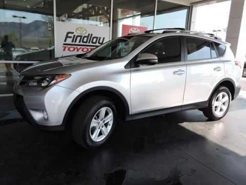 Certified Pre-Owned 2014 Toyota RAV4 SP FWD Sport Utility