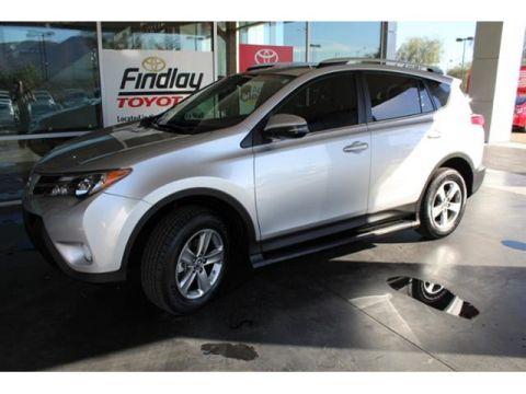 Certified Pre-Owned 2015 Toyota RAV4 SP FWD Sport Utility
