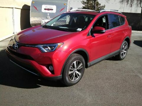 Certified Pre-Owned 2016 Toyota RAV4 FWD 4dr XLE (Natl) FWD Sport Utility