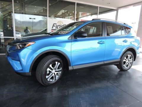 Certified Pre-Owned 2016 Toyota RAV4 BSE FWD Sport Utility