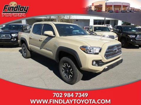 New 2017 Toyota Tacoma TRD Off Road Double Cab 5' Bed V6 4 4WD