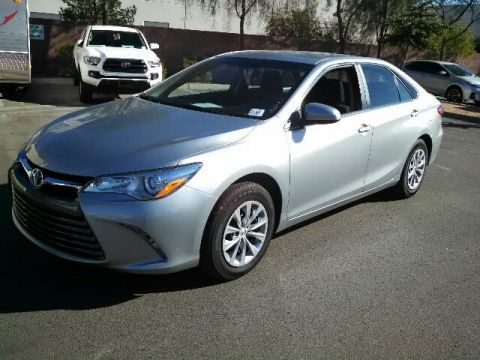 Certified Pre-Owned 2016 Toyota Camry 4dr Sdn I4 Auto LE (Natl) FWD 4dr Car