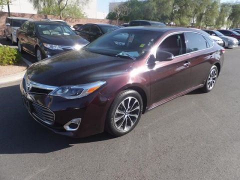 Certified Pre-Owned 2014 Toyota Avalon XLS FWD 4dr Car