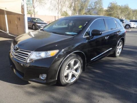 Certified Pre-Owned 2012 Toyota Venza LTD AWD