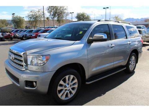 Certified Pre-Owned 2012 Toyota Sequoia LTD RWD Sport Utility