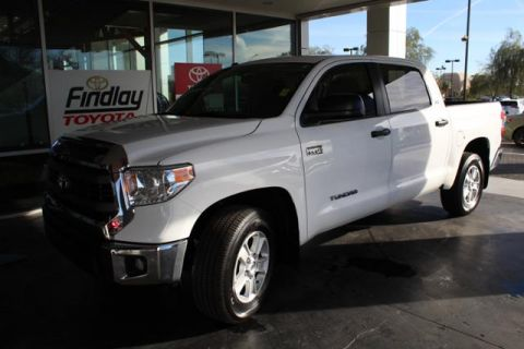 Certified Pre-Owned 2015 Toyota Tundra 2WD CrewMax 5.7L V8 6-Spd AT SR5 (Natl) RWD CrewMax