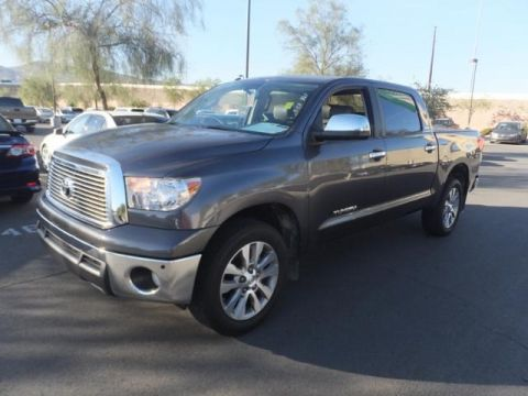Certified Pre-Owned 2011 Toyota Tundra LTD 4WD