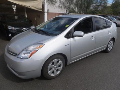 Pre-Owned 2008 Toyota Prius 5dr HB Base (Natl) FWD 4dr Car