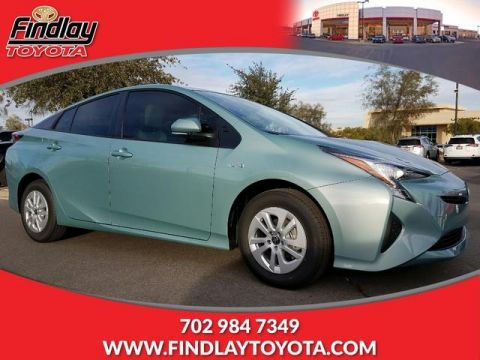 New 2017 Toyota Prius Two (Natl) FWD 4dr Car