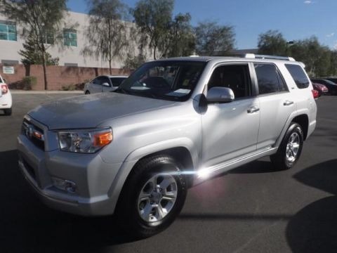Certified Pre-Owned 2013 Toyota 4Runner SR5 RWD Sport Utility