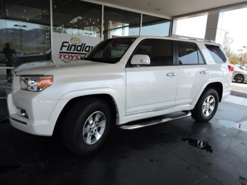 Certified Pre-Owned 2011 Toyota 4Runner SR5 RWD Sport Utility