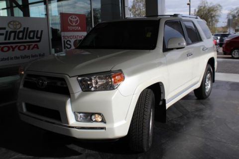 Certified Pre-Owned 2012 Toyota 4Runner RWD 4dr V6 SR5 (Natl) RWD Sport Utility