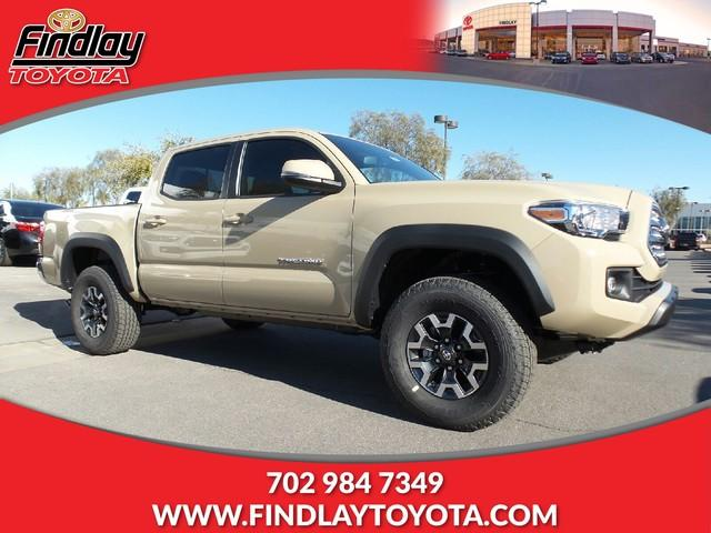 New 2017 Toyota Tacoma TRD Off Road Double Cab 5' Bed V6 4