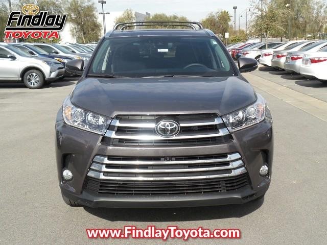 new 2017 toyota highlander limited platinum v6 awd natl sport utility in henderson 172377. Black Bedroom Furniture Sets. Home Design Ideas