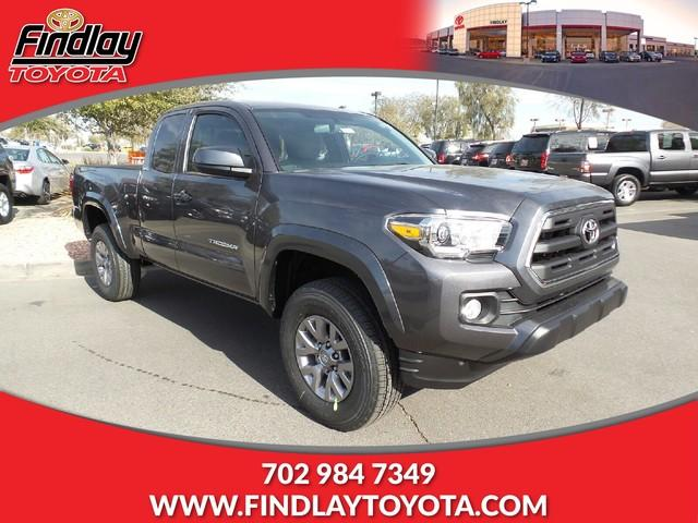 New 2017 Toyota Tacoma SR5 Access Cab 6' Bed V6 4x2 AT (Na