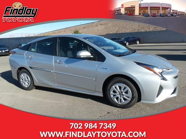 New 2017 Toyota Prius Two (Natl)